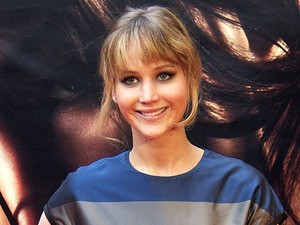 Jennifer Lawrence The Spanish Premiere of 'The Hunger Games' - Arrivals Madrid