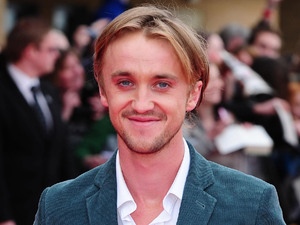 Harry Potter Studio Tour: Tom Felton