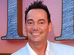 Craig Revel Horwood arriving for the World Premiere of Titanic 3D, at the Royal Albert Hall