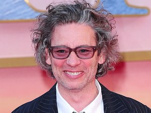 Dexter Fletcher arriving for the World Premiere of Titanic 3D, at the Royal Albert Hall