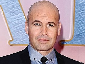 Billy Zane arriving for the World Premiere of Titanic 3D, at the Royal Albert Hall