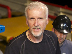 James Cameron visits bottom of Mariana Trench in deep sea vessel