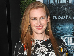 Mireille Enos 'The Killing' special premiere screening at the ArcLight Cinema Hollywood Los Angeles,