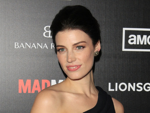 Jessica Paré AMC's special screening of 'Mad Men' Season 5 held at ArcLight Cinemas - Arrivals Los Angeles