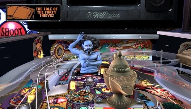 Xbox Live, The Pinball Arcade
