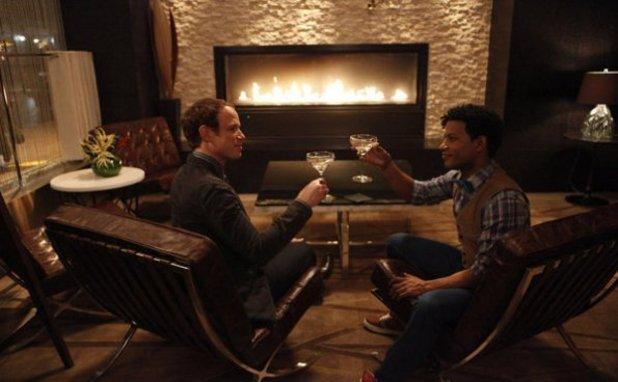 Sean Dugan as Randall, Jaime Cepero as Ellis Boyd
