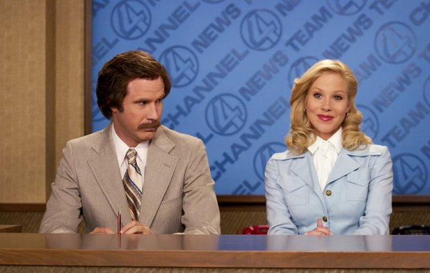 &#39;Anchorman: The Legend of Ron Burgundy&#39; still