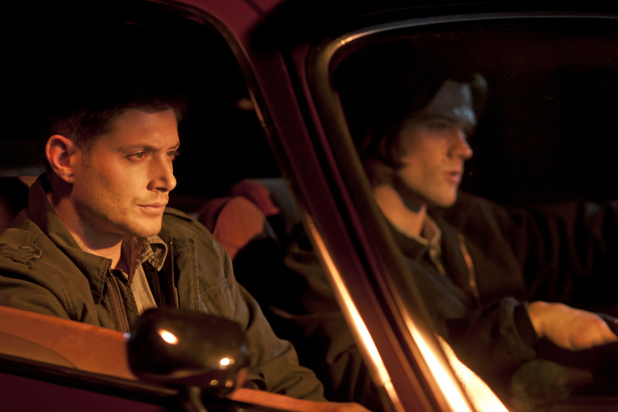 Supernatural S07E18: 'Party on, Garth'