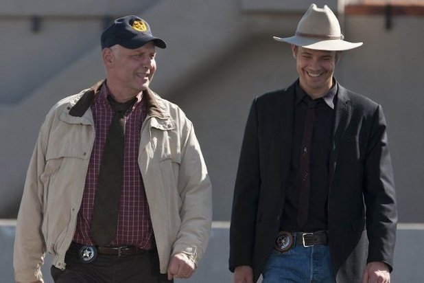 Justified s03e11 &#39;Measures&#39;