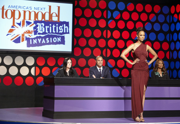 ANTM Brit Invasion Episode 5 - 'Beverly Johnson' - Judges
