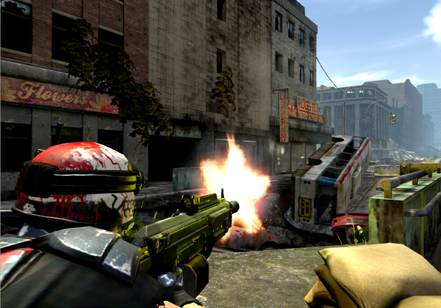 'No Man's Land' screenshot