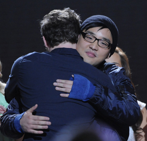 Heejun Han is eliminated on American Idol