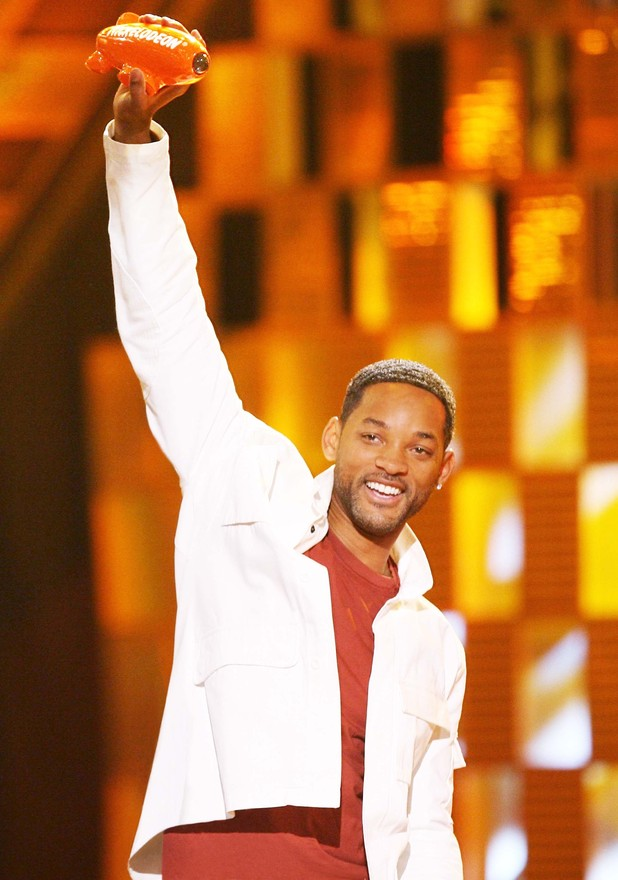 Nickelodean Kids Choice Awards 2012 - Will Smith