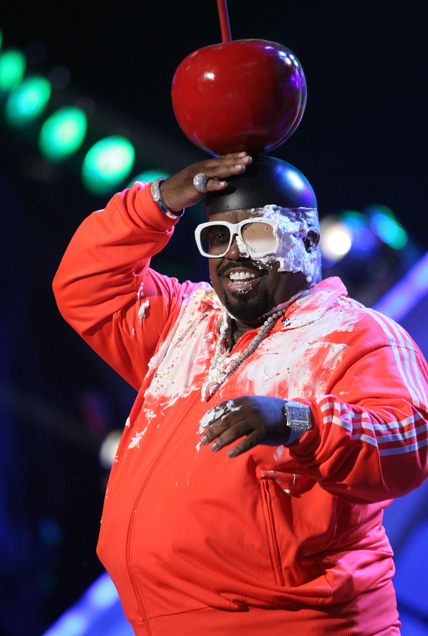 Nickelodean Kids Choice Awards 2012 - Cee Lo Green