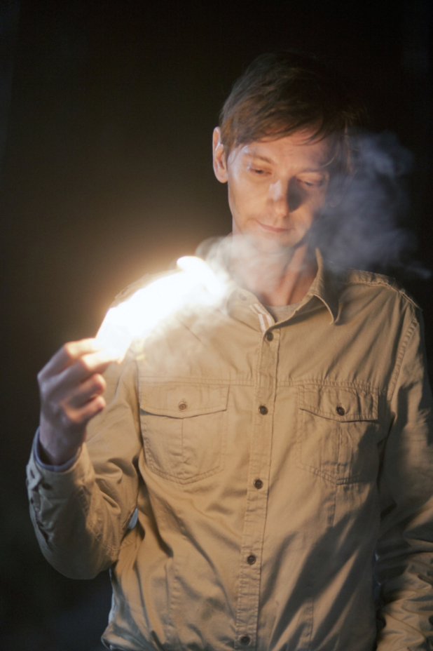 DJ Qualls as Garth