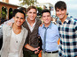 Big Time Rush present Kids' Choice Award