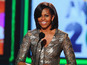 US First Lady says she greatly admires 'Love on Top' singer Beyoncé's talent.