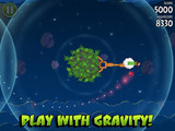 &#39;Angry Birds Space&#39; screenshot