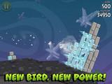 'Angry Birds Space' screenshot