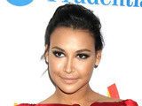 Naya Rivera 23rd Annual GLAAD Media Awards at the Marriott Marquis Hotel - Arrivals. New York City, USA - 24.03.12 Mandatory Credit: Mr Blue/WENN.com