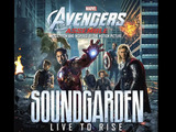 &#39;Avengers&#39; soundtrack artwork