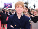 "Rupert Grint admits that he ""felt lost"" when Harry Potter finished."