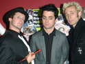 Green Day take to the NME/Radio 1 Stage at Reading Festival.