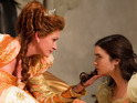 Julia Roberts hogs the limelight in this quirky retelling of the Snow White fairytale.