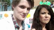 The cast of the award winning series House of Anubis talk to Digital Spy at the Nickelodeon KCAs