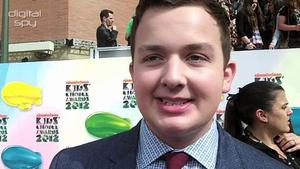iCarly's Gibby talks to Digital Spy at Nick KCAs