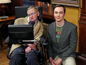 Stephen Hawking, Big Bang Theory