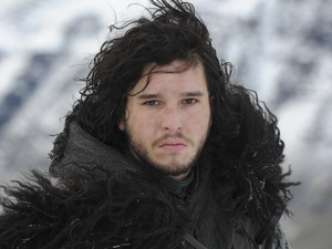 Game Of Thrones S02E01: John Snow (Kit Harrington)
