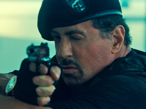 &#39;The Expendables 2&#39; still