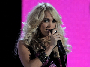 ACM Awards 2012: Carrie Underwood