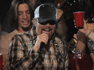 ACM Awards 2012: Toby Keith