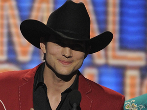 ACM Awards 2012: Ashton Kutcher