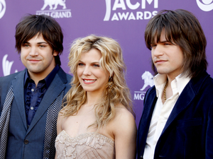 ACM Awards 2012: The Band Perry
