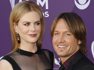 ACM Awards 2012: Nicole Kidman, left, and Keith Urban