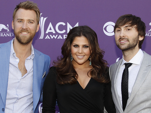 ACM Awards 2012: Lady Antebellum
