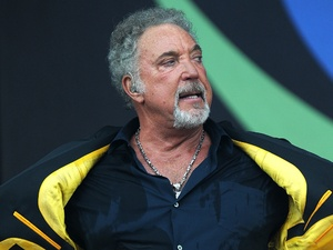 Tom Jones, Glastonbury