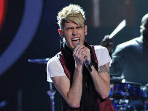 American Idol Season 11 - The Top 8 Perform - Colton Dixon