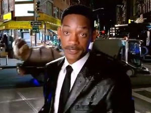 Will Smith, Men In Black