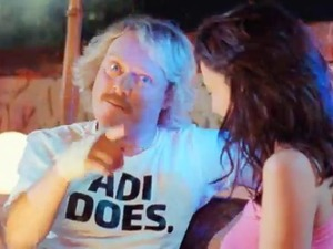 Keith Lemon in the Adidas 'Take the Stage' advert