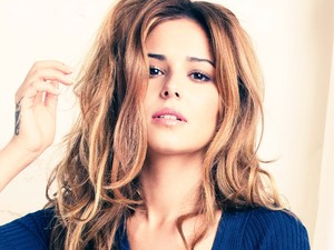 Cheryl Cole in 'Marie Claire'