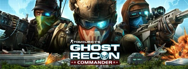 'Ghost Recon Commander' on Facebook