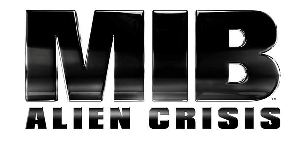 Men In Black video game logo