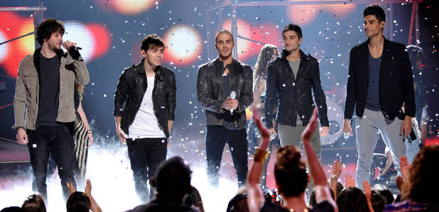 The Wanted perform on American Idol