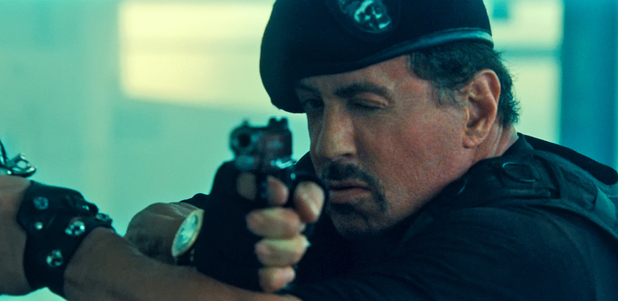 'The Expendables 2' still