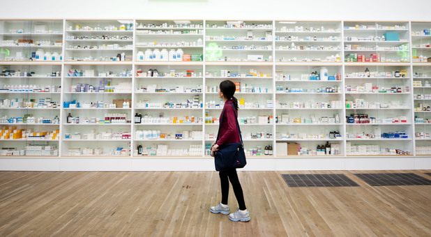 pharmacy hirst farmacia opera d'arte
