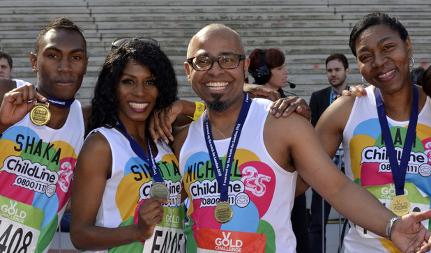 Gold Challenge Olympic Stadium Event: Sinitta